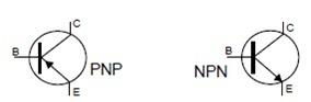 SYMBOL TRANSISTOR NPN&PNP