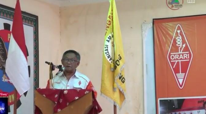 Nomenklatur Perubahan Nama ORARI Lokal di Jawa Tengah