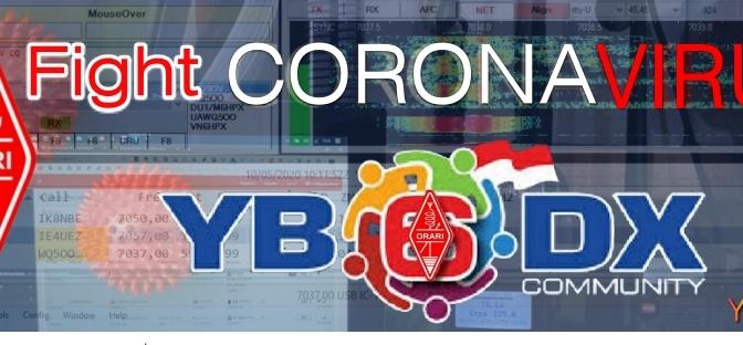 Dampak Amatir Radio Indonesia Terhadap Pandemi Virus Covid-19