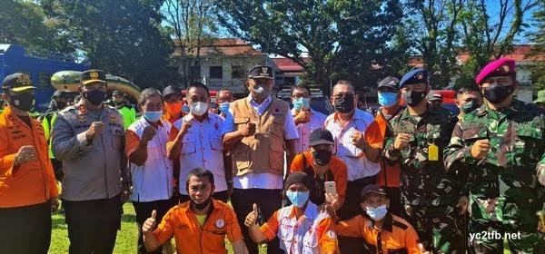 Apel Kesiapsiagaan dalam Bencana Provinsi Sulut tahun 2021