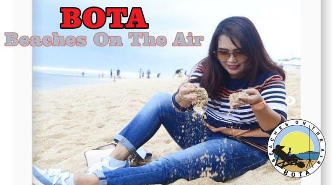 Pengenalan Program BOTA – Beaches On The Air