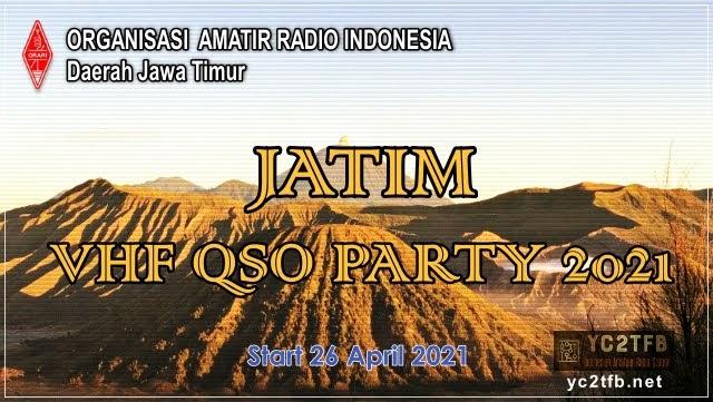 Jatim VHF QSO Party