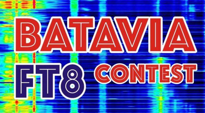 Batavia FT8 Contest